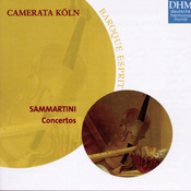 Sammartini: Concertos Songs