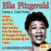 Ella Fitzgerald Canta A Cole Porter - Vol. 1 Songs