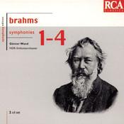 Brahms: The 4 Symphonies Songs