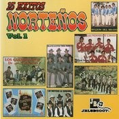 15 Exitos Nortenos, Vol. 1 Songs