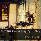 Sinding: Rustle Of Spring, Op. 32, No. 3 Songs