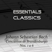 Bach: Conciertos De Brandenburgo No. 1 A 6 Songs