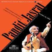 Pandit Jasraj Live In Concert Songs