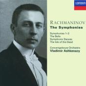 Rachmaninov The Symphonies Etc Songs