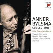 Anner Bylsma plays Concertos and Ensemble Works Songs