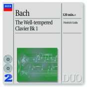 Bach J S The Well Tempered Clavier Bk I Songs