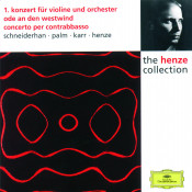 Henze: Ode To The West Wind (1953) Music For Violoncello And Orchestra Based On Poem By P.B. Shelley - 1. Calmo - attaca: Song