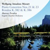 Wolfgang Amadeus Mozart:  Concertos For Piano Nos. 21 & 23. Rondos K. 382 & K. 386 Songs