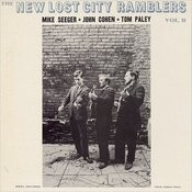 New Lost City Ramblers, Vol. 2 Songs