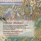 Medtner: Piano Quintet, Etc. Songs