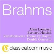 Johannes Brahms, Double Concerto For Violin And Violoncello In A Minor, Op. 102 Songs