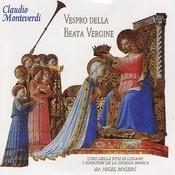 Monteverdi: Vespro Della Beata Vergine Part 1 Songs