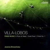 Villa Lobos: Piano Music Songs