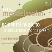 A Midsummer Night's Dream: Intermezzo, Op. 61 No. 5 Song
