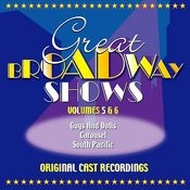 Great Broadway Shows, Vols. 5 & 6 Songs