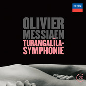 Olivier Messiaen: Turangalîla-Symphonie Songs