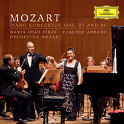 Mozart: Piano Concertos Nos.27 And 20 Songs