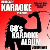 60's Karaoke Album Volume One Songs