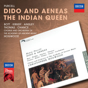 Purcell: Dido & Aeneas; The Indian Queen Songs