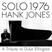Solo 1976 A Tribute To Duke Ellington Songs
