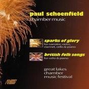 Chamber Music Of Paul Schoenfield Songs