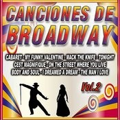 Broadway's Songs Vol.2 Songs