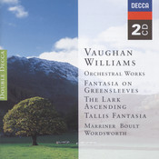 Vaughan Williams: Partita for double string orchestra - 2. Scherzo ostinato (Presto) Song