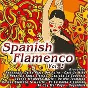 Spanish Flamenco Vol. 3 Songs