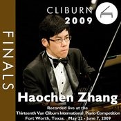 2009 Van Cliburn International Piano Competition: Final Round - Haochen Zhang Songs