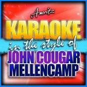 Karaoke - John Cougar Mellencamp Songs