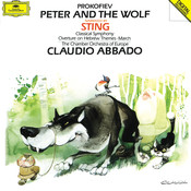 Prokofiev: Peter and the Wolf; Classical Symphony Op.25; March Op.99; Overture Op.34 Songs