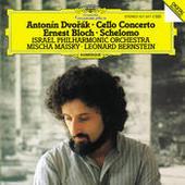 Dvorak: Cello Concerto / Bloch: Schelomo Songs