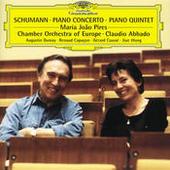Schumann: Piano Concerto Op.54; Piano Quintet, Op.44 Songs