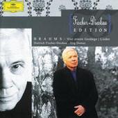 Brahms: Vier ernste Gesänge; Lieder Songs