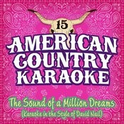 The Sound Of A Million Dreams (Karaoke In The Style Of David Nail) Songs