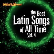 The Best Latin Songs Of All Time, Vol. 4 Songs