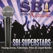 Sbi Karaoke Superstars - Young Jeezy, Fabolous, Plies & Lloyd Banks Songs