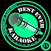 Best Ever Karaoke, Vol. 15 Songs