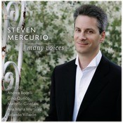 Steven Mercurio: Many Voices Songs