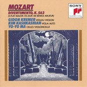Mozart: Divertimento in E-Flat Major, K. 563 Songs