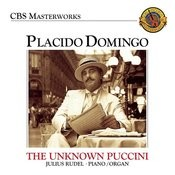 Plácido Domingo: The Unknown Puccini Songs Songs
