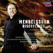 Mendelssohn Discoveries Songs
