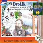 Dvorák: String Quartets Nos. 10 & 14 Songs