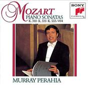 Mozart: Sonatas for Piano Songs