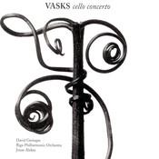 Vasks: Cello Concerto/String Symphony Songs