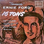 Sixteen Tons Songs