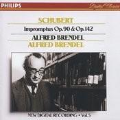 Schubert: Impromptus D899; Impromptus D935 Songs