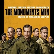 Monuments Men Songs