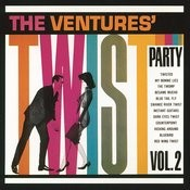 The Ventures' Twist Party, Vol. 2 Songs