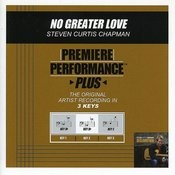 No Greater Love (Premiere Performance Plus Track) Songs